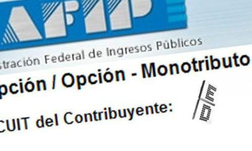 AFIP presentó el nuevo sitio y aplicación móvil para Monotributo